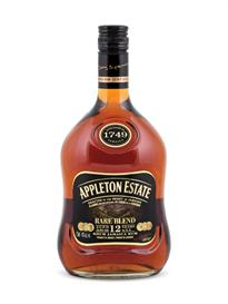 Appleton Estate Rum 12 Year 750ml